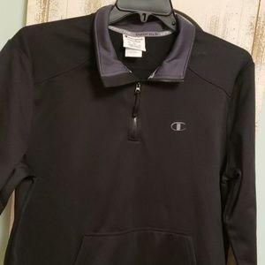 CHAMPION Pullover-Black